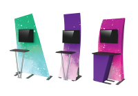 Fabric Kiosks