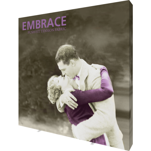 Embrace 10ft Extra Tall Push-Fit Tension Fabric Display