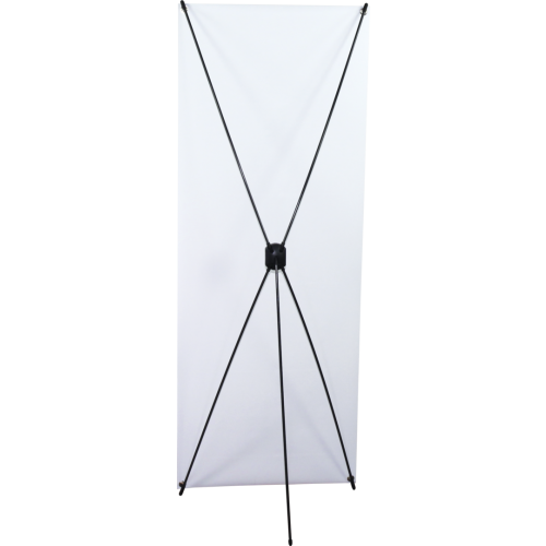 X-TEND 2 Spring Back Banner Stand