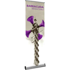 Barracuda 600 Retractable Banner Stand